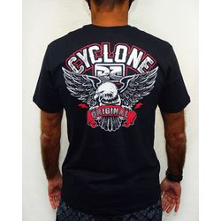 Camisa-Eagle-Metal-Preto