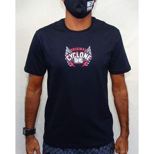 Frente-Camisa-Eagle-Metal-Preto