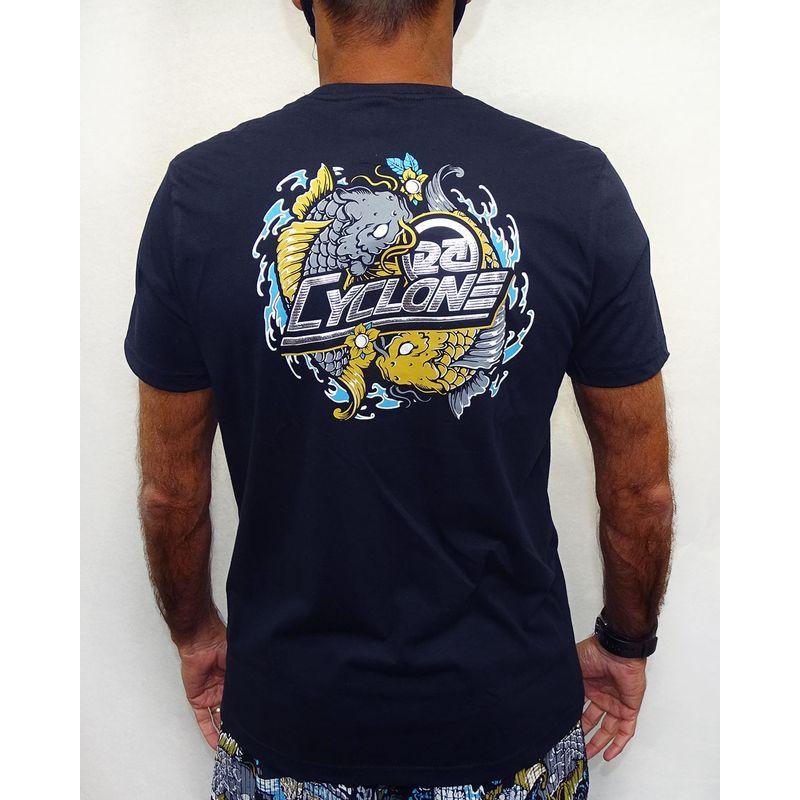 Camisa-Fish-Tattoo-Metal-Preto