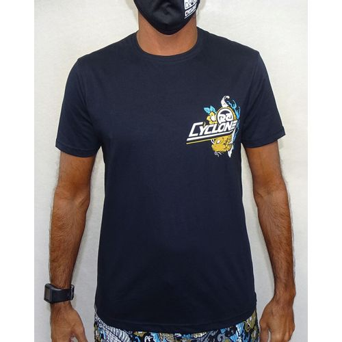 Frente-Camisa-Fish-Tattoo-Metal-Preto