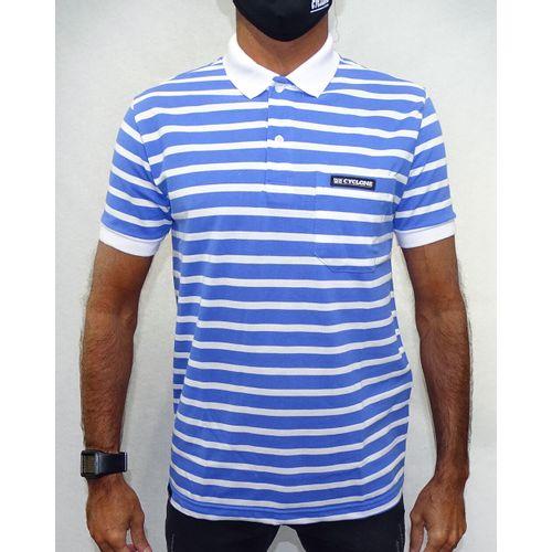 Camisa-Polo-Piquet-Blue-Sky-Azul