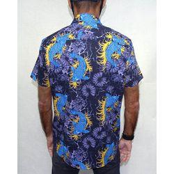 Costas-Camisa-Tecido-Samurai-Marinho