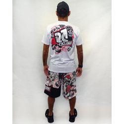 Conjunto-Camisa-Skull-Diamond-Metal-Branco