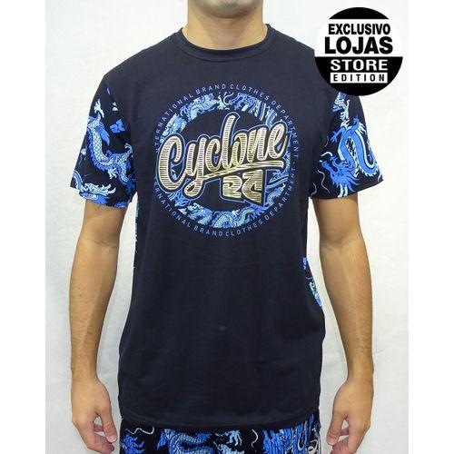 Camisa-Dif-Banzai-Metal-Preto-Azul