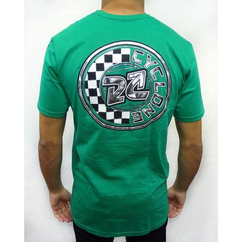 Camisa-Boracay-Metal-Verde