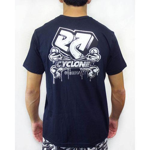 Camisa-Grafton-Metal-Preto