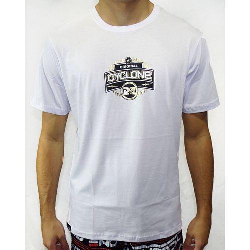 Frente-Camisa-Richmond-Metal-Branco
