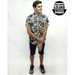 Look-Camisa-Tecido-Back-Letters-Preto