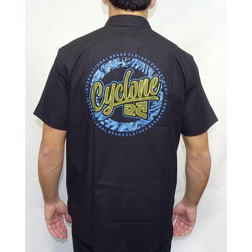 Costas-Camisa-Tecido-Banzai-Metal-Preto