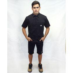 Look-Camisa-Tecido-Banzai-Metal-Preto