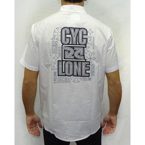 Costas-Camisa-Tecido-Back-Letters-Metal-Branco