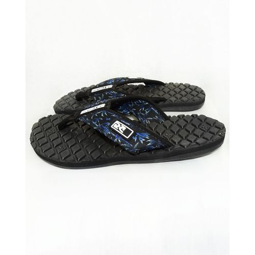 Lateral-Chinelo-Deck-Combat-Bamboo-Preto