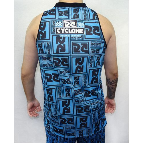 Costas-Regata-Dry-Basket-Logo-Preto-Azul
