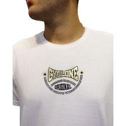 Crop-Camisa-Garland-Metal-Branco