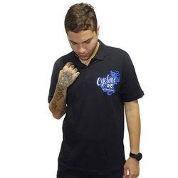 Camisa-Polo-Banzai-Metal-Preto