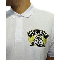 Crop-Camisa-Polo-Egypt-Metal-Branco