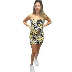 Look-Vestido-Veludo-Dubai-Style-Light--Sem-Alca--Amarelo