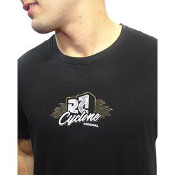 Crop-Camisa-Selo-Metal-Preto