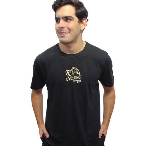 Frente-Camisa-Everest-Metal-Preto