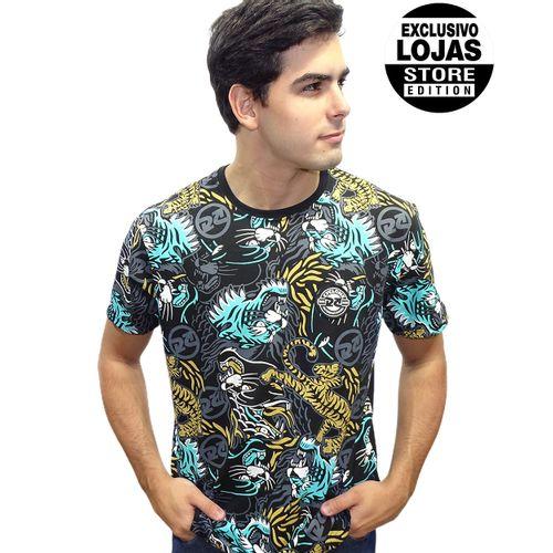 Camisa-Dif-Panther-Preto