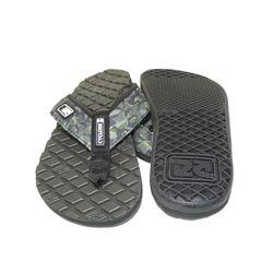 Sola-Chinelo-Deck-Combat-Camuflado-Preto