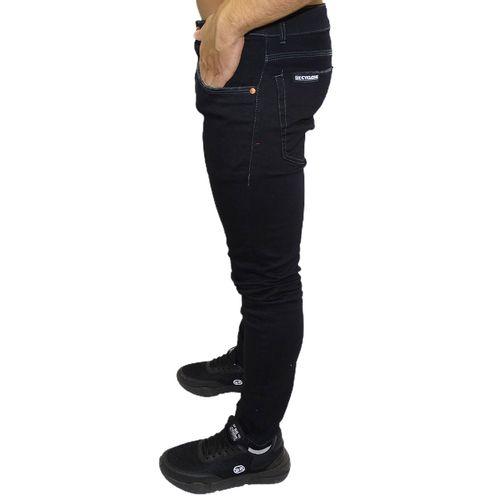 Lateral-Calca-Jeans-Stretch-Black-Solid-Preto
