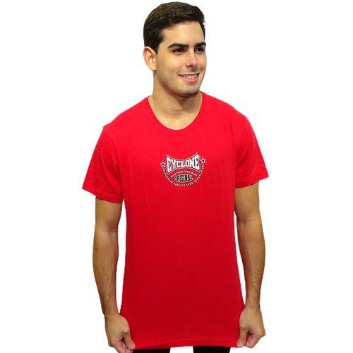 Frente-Camisa-Garland-Metal-Vermelho