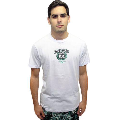 Frente-Camisa-Money-Metal-Branco