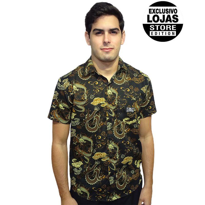 Camisa-Tecido-Oriental-Preto