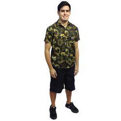 Look-Camisa-Tecido-Oriental-Preto